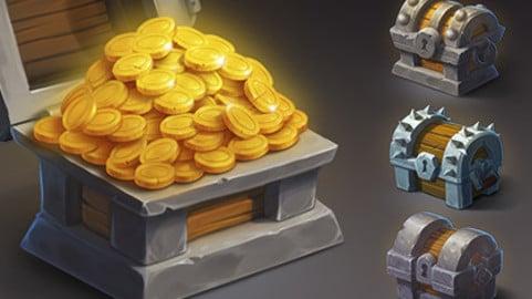 2D Chests Assets - Classic