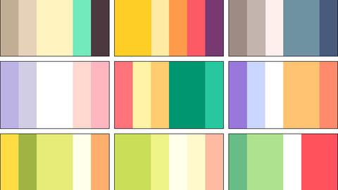 Color Palette 4 for Clip Studio Paint and Ex