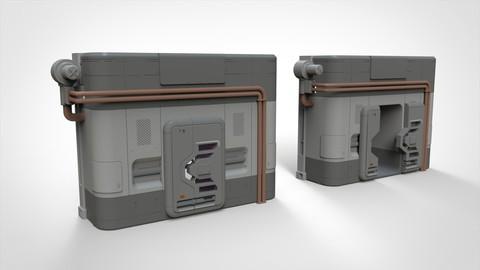 sci fi door 5