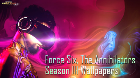 Force Six Season III Wallpapers