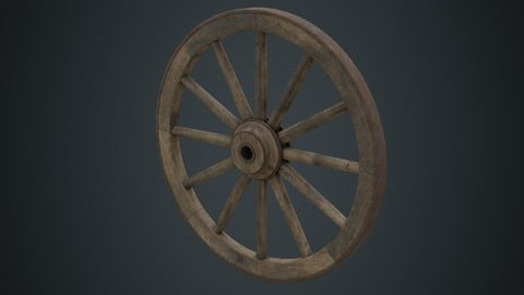 Wagon Wheel 1C