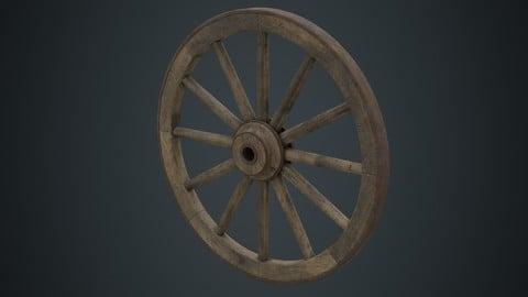Wagon Wheel 1C