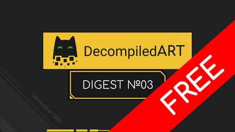 Decompiled Art - Technical Art Digest #03