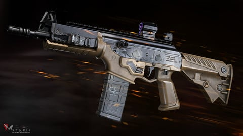 PMS naoK56 Assault Rifle