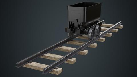 Mining Cart 1A