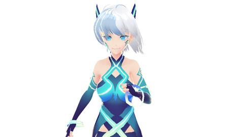 Free 3D GIRL MODEL