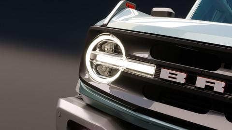 2021 Ford Bronco 4-door Wildtrak