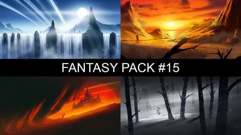 Fantasy Pack #15