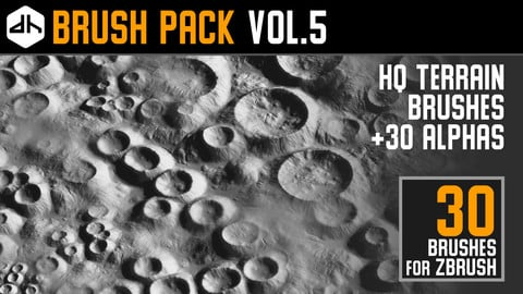 Brush Pack Vol.5