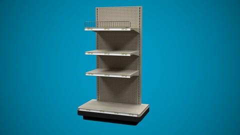 Store Shelf C