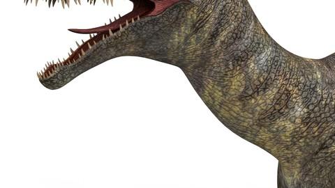 Baryonyx Dinosaur