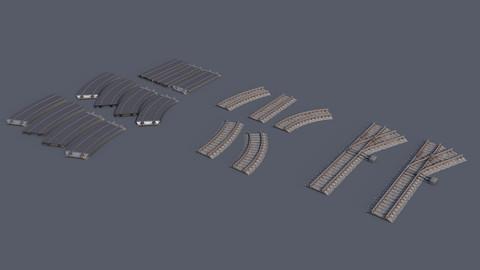 Modular Rail Pack