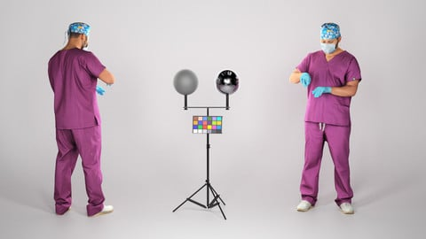 FREE DOWNLOAD: Male surgical doctor working 222