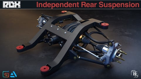 Car Suspension Kit (Independent Rear)