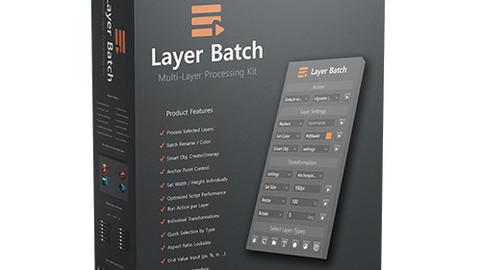 Layer Batch - Processing Kit