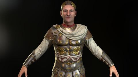 Rome aristocrat Caesar