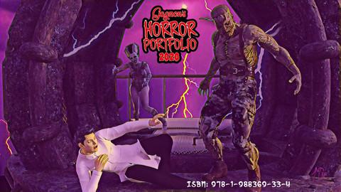 Gagnon's Horror Portfolio 2020