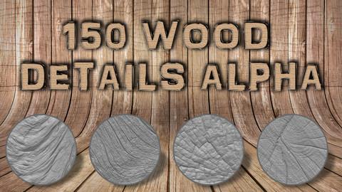 150 Wood Alpha