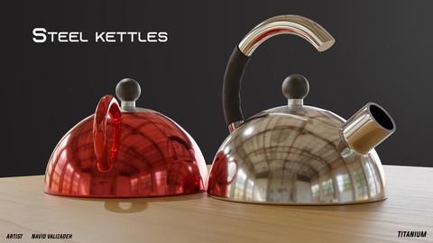 Steel Kettles