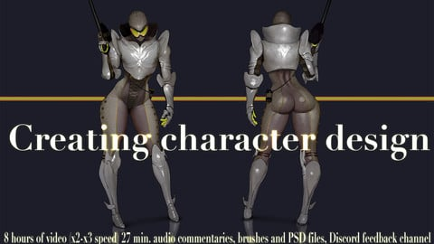 Creating character design