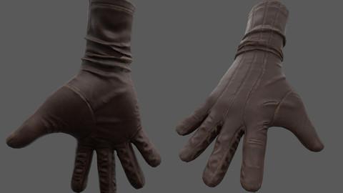 Glove old