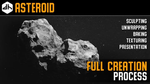 Asteroid Full Creation Process