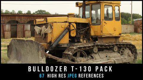 Bulldozer T-130