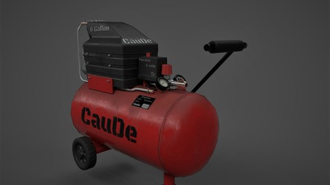Gareage compressor