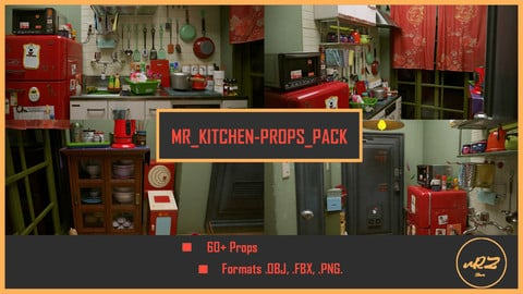 MR Kitchen-Props PACK