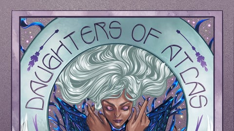 Daughters of Atlas Issue #2