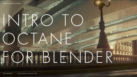 Intro to Octane for Blender