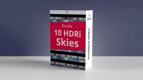 10 Hdri Skies Bundle