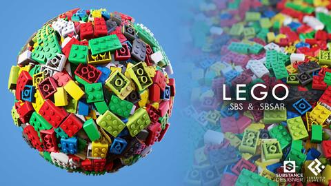 Lego Material