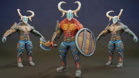 Warrior Odarash