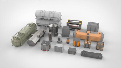 sci fi Container 2