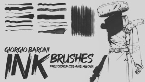 Giorgio Baroni - Ink brushes