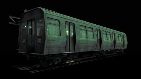Modular Train asset