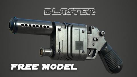Rey's Blaster - Free Download
