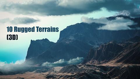 10 Rugged Terrains