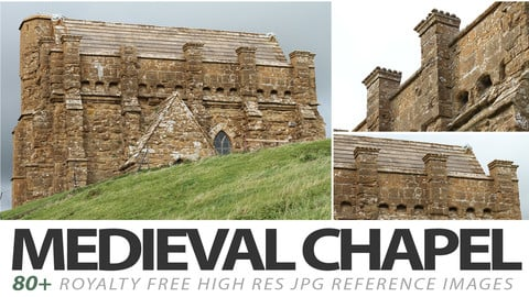 Medieval Chapel - reference images