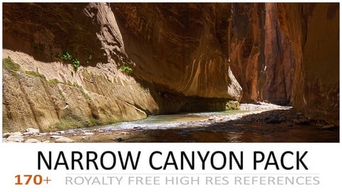 NARROW CANYON PACK