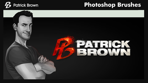 Patrick Brown Brushes Pack - Photoshop brushes