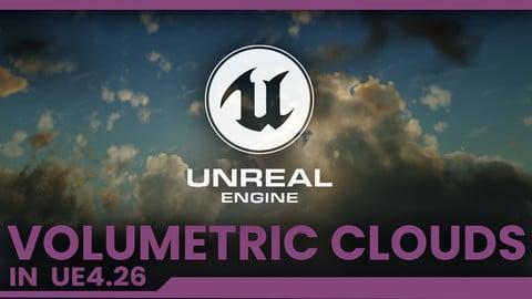 Dinusty: Volumetric Clouds in UE4 Tutorial Content