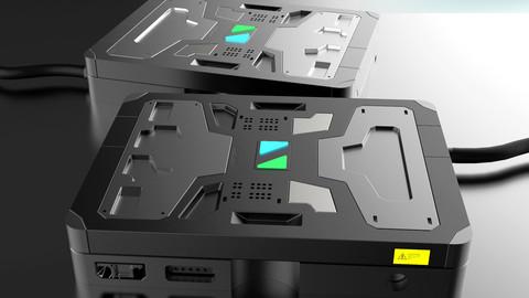 Sci-fi Hard drive 1.0