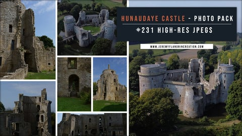 HUNAUDAYE CASTLE - PHOTOPACK