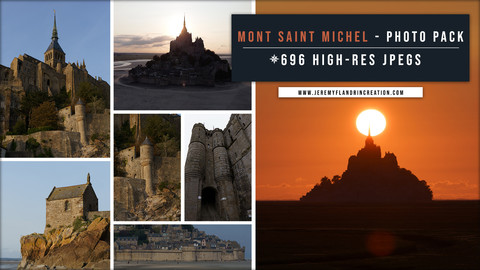 MONT SAINT-MICHEL - PHOTOPACK