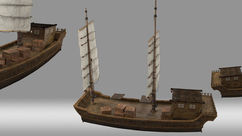 ship Wooden boat