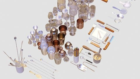 Bartender Tools Set 70