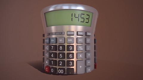 Calculate Texture Designer