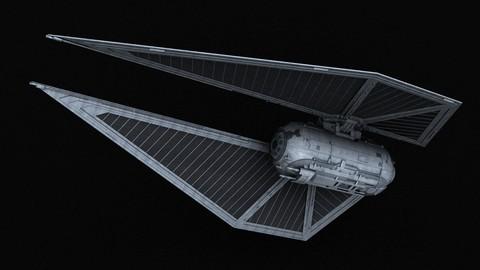 """Galactic Empire TIE/sk x1 """"Striker"""""""